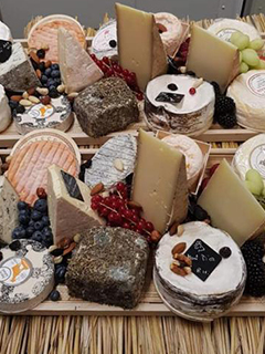 Plateaux fromage
